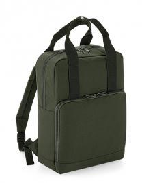 Twin Handle Backpack