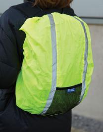 Hi-Vis Waterproof Backpack Cover